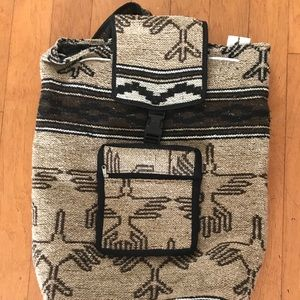 Peruvian Backpack